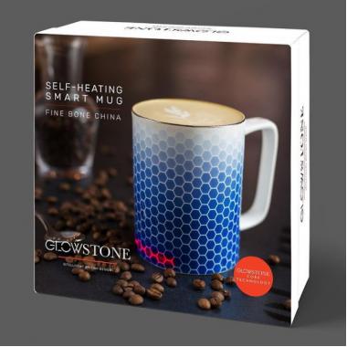 Glowstone Smart Mug: Honeycomb
